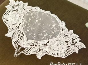 韩国进口代购 韩国蕾丝垫蕾丝餐垫 杯垫蕾丝桌旗SP13-22,桌布,