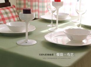 樱庭布艺  韩式/地中海/桌布/盖布/餐桌布/台布/红芭乐系列,桌布,