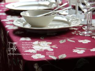 欧式古典 桌布 台布 沙发巾 桌旗 盖布 茶几布 紫桑系列,桌布,