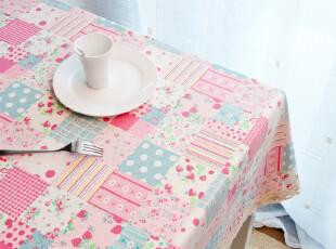 特价!田园公主风 上等亚麻桌布|台布|茶几布|餐桌布 可定做,桌布,