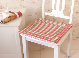 幸运狗 竹节纹餐椅垫/椅子座垫 布拉格 3.8折清仓价9.8元,桌布,