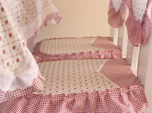 一朵 田园风格 甜美时尚 纯棉香水百合系列椅垫 桌布,桌布,
