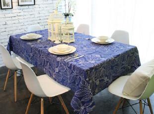 新品预售【吉屋】纯棉 布艺桌布 台布 餐桌布.奥兰,桌布,