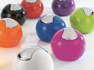 5皇冠 瑞士Spirella|Sydney时尚创意桌面收纳圆桶小号垃圾桶包邮,桌面收纳,