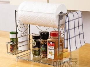 迷你置物架 桌面收纳架子 调味架厨房纸巾架韩国厨房用具厨房用品,桌面收纳,