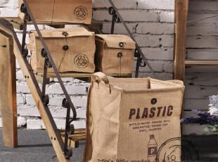 ZAKKA日式杂货创意家居桌面收纳 森林系风格收纳袋/储物袋/花器,桌面收纳,
