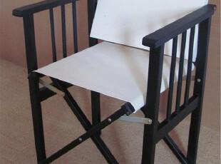 外贸尾单户外休闲橡木导演椅柞木折叠椅纯实木帆布椅电脑椅咖啡椅,椅凳,