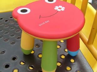 阿木童加厚儿童塑料凳子*幼儿椅子*卡通坐凳*优质宝宝小板凳*椅子,椅凳,