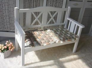 地中海风格  全实木材质 温馨长椅(预定),椅凳,