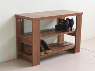 优以品家具 简约试换鞋凳 白色时尚鞋柜凳田园欧式鞋架 平安 特价,椅凳,