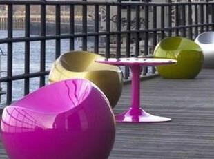 艾佳家具 创意设计 小苹果凳 圆球凳 儿童凳 ABS凳 特价圆凳,椅凳,