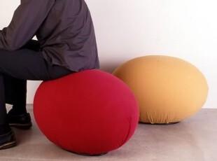 创意家具 恐龙蛋(椭圆)蛋椅 休闲椅 儿童凳 座凳 矮凳 换鞋凳,椅凳,