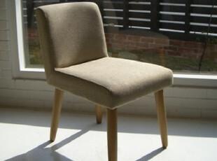 攸攸木 实木椅子 外贸 日式 宜家 橡木 餐椅 沙发椅 吧椅 休闲椅,椅凳,