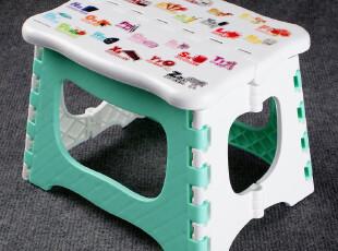 特价儿童凳卡通折叠凳子便携式春游塑料凳收纳凳钓鱼凳高硬度凳子,椅凳,