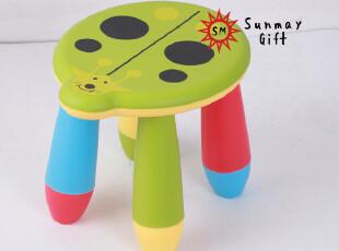 宜家品质*简约儿童凳子*彩色小板凳*塑料矮凳*幼儿园桌椅*椅子,椅凳,