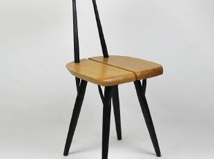 PIRKKA Chair 丹麦设计师 经典 时尚 大师椅子 实木餐椅 北欧餐厅,椅凳,