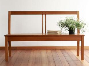 ACHIRE-101经典日式*实木长椅*家具定制*格拉*怀念生活~~~,椅凳,