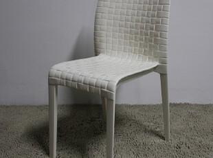 欧式家具 Ami Ami Chair编织椅透明时尚休闲餐椅子 现代创意椅,椅凳,