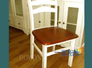 厂家批发/美式乡村/欧式田园/地中海风格/实木环保家具 椅子/餐椅,椅凳,