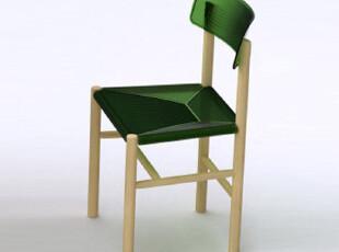意大利magis Trattoria Sedia Chair 木质光影 餐椅,椅凳,