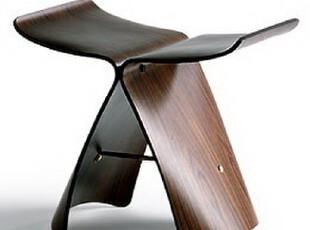 Butterfly Stool 蝴蝶椅 矮凳 休闲凳 弯木椅 实木 时尚简约 椅子,椅凳,
