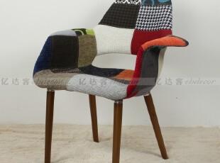 EHdecor家具 organic chair咖啡椅欧式时尚餐椅子 休闲书房椅,椅凳,
