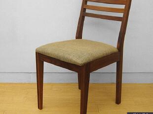 攸攸木 实木椅子 餐椅 外贸 日式 橡木家具 简约休闲,椅凳,