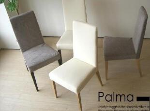 纯实木宜家家具橡木餐椅咖啡椅实木星巴克风格日系秒杀价,椅凳,