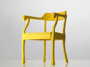 丹麦MUUTO 原木扶手椅 多色可选,椅凳,