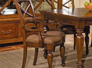 实木餐椅 实木 时尚 外贸 家私定做 美式乡村家具专卖 椅子,椅凳,