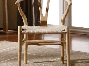 野橡Chair Y椅 水曲柳 餐椅 实木 椅子 休闲椅 扶手椅 设计椅,椅凳,
