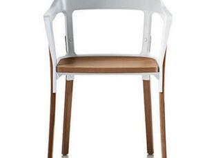 意大利magis Steelwood Chair 餐椅/ 休闲椅,椅凳,