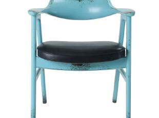【汉资 北欧设计】韦格纳古典椅*丹麦 彩漆做旧 北欧宜家 简约,椅凳,