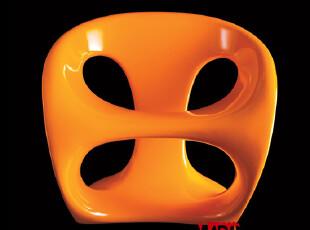 NBF北岸 Hara Armchair 哈拉椅 欧式扶手椅 个性躺椅玻璃钢蝴蝶椅,椅凳,