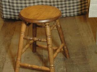 江浙沪京包邮 日本zakka BOOK多次推荐 复古家居 椅凳 咖啡店店椅,椅凳,