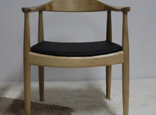 肯尼迪明椅子kennedy chair 木椅餐椅实木 休闲时尚椅 书房酒店椅,椅凳,
