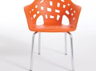 酒店椅子 时尚创意 餐椅 婚庆家具 单人 简约休闲镂空椅 扶手椅,椅凳,
