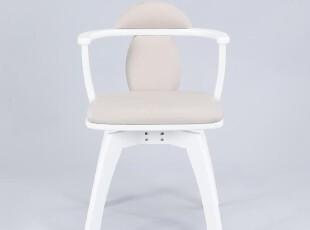野橡 餐椅 时尚 简约/全实木餐椅/椅子/真皮/椅/实木/转椅/包邮,椅凳,