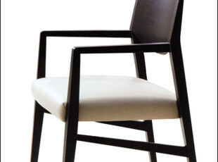 好力屋餐椅 国际品牌natuzzi原创设计 高档餐椅 真皮坐面 休闲椅,椅凳,