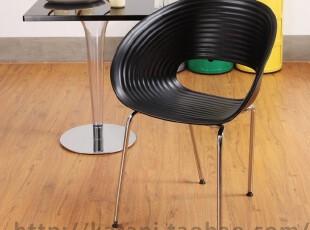 餐椅 塑料 创意贝壳形椅子 现代家具户外椅舒服椅 简约时尚沙滩椅,椅凳,