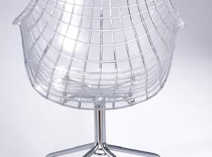 MERIDIANA Chair/休闲椅/餐椅/办公椅/网格水晶椅PC-03,椅凳,