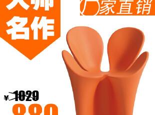 的确良-时尚创意花瓣椅 花朵椅  餐椅造型椅雕塑椅clover chair,椅凳,