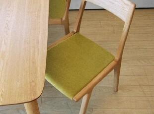 森系制造/日式家具 纯实木 饭香风格 餐桌-餐椅 现货DC-320,椅凳,