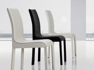 SM 时尚餐椅 简约 欧式 现代 宜家 黑色白色可选 餐椅 特价 SJ201,椅凳,