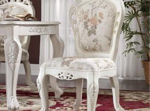 凯撒豪庭欧式家具 田园家具 实木餐椅餐厅家具特价/KSKL,椅凳,