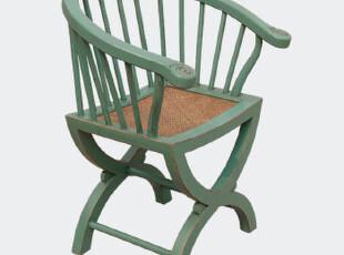 【东游记 出口家具】新中式席面做旧圈椅,椅凳,