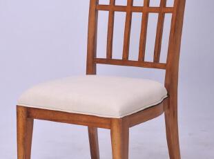 地中海/美式乡村/实木家具/餐厅/餐椅,椅凳,