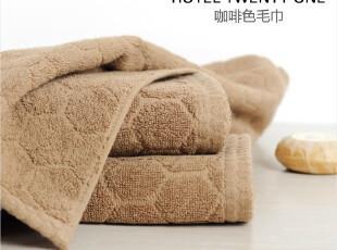 出口毛巾纯棉正品 批发运动毛巾 外贸加厚加大长 洗脸美容巾2条装,毛巾,