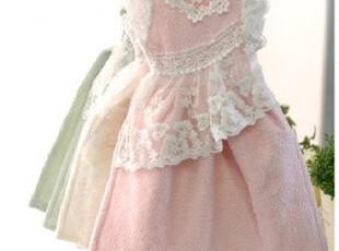 ★公主梦想★韩国家居*公主的蕾丝连衣裙*厨房擦手巾 W461,毛巾,