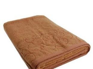 特惠【长物志】花朵全棉浴巾|纯棉|巴基斯坦棉|出口欧美,毛巾,